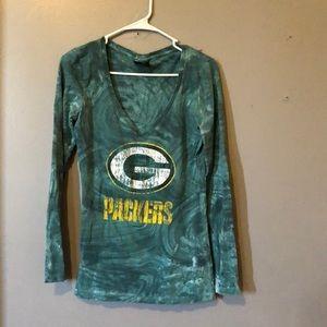 NFL Tops - Packer Shirt
